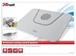 """Охлаждающая подставка для ноутбука Trust 18817 до 16"""""""
