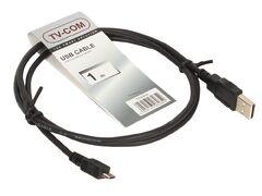 Кабель mini USB TV-COM 1м