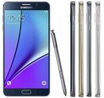Samsung Galaxy Note 5 Duos 32Gb SM-N9200