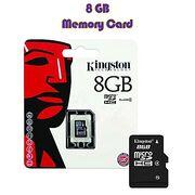 Micro SD 8GB Kingston