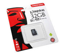 Micro SD 32GB Kingston