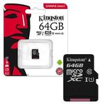 Micro SD 64GB Kingston