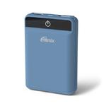 Портативное ЗУ RITMIX RPB-10003L smoky blue mini